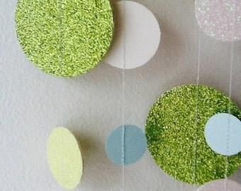 Tinkerbell Paper Garland