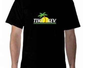 Tiki Kev Short Sleeve Shop Shirt