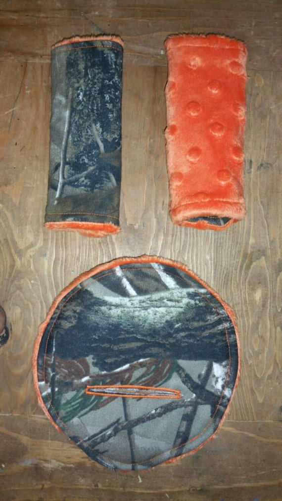 Items Similar To Realtree Infant Carseat Seatbelt Covers