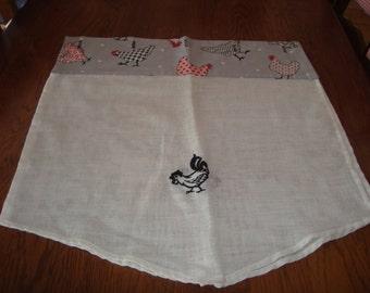 small kitchen curtains