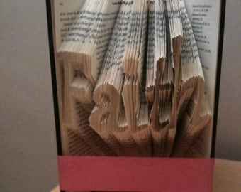Faith book folding pattern