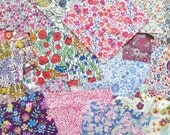 Mystery Assorted Liberty London 20 piece 5inch Scrap Charm Pack