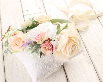 Bridal flower crown, wedding headpiece, wedding headband, flower crown, bridal headband, wedding accessories, flower headband