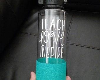 Teach Love Inspire Design