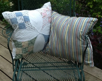 FREE SHIP-Quilted Accent Pillows