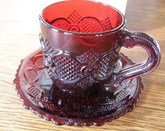Avon Cape Cod Cup & Saucer set