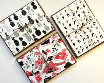 Pattern on Pattern Cards Set