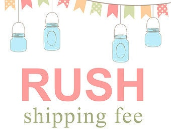 Rush Ship Fee***Rush My Wreath Order***