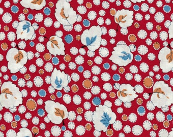 Kimberly's Garden by Freshwater Design- Reproduction Fabric- 100% Cotton Fabric