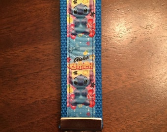 Lilo & Stitch-Stitch key fob/ keychain