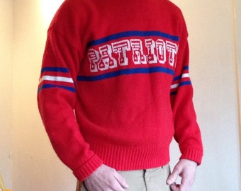 Vintage Cliff Engel New England Patriots Sweater