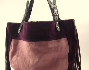 Bag Bahia bordeaux