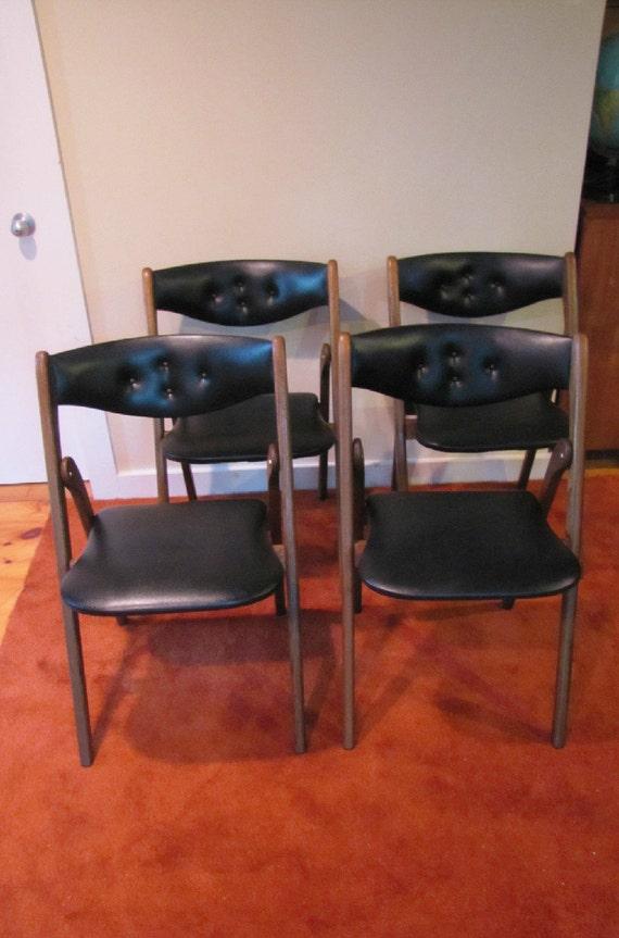 Coronet Wonderfold Folding Chairs Set Of 4 Norquist