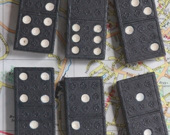 Domino Fridge Magnet Set