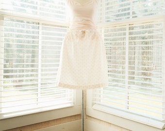 Southern Roses Tie-Front Skirt