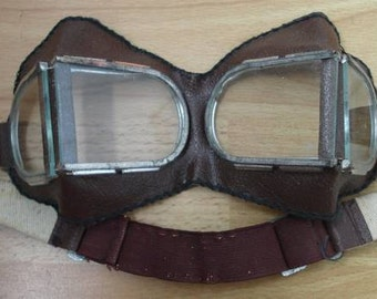 WW2 RKKA Russian Soviet tankman glasses