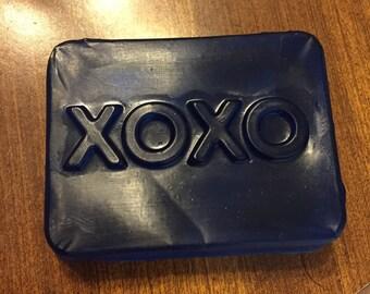 Xoxo soap