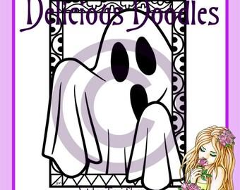 Halloween, Halloweenie - Ghostie