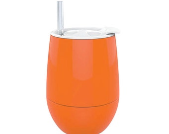Insulated wine glass etsy - Insulated stemless wine glasses ...