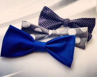 Bow tie w/ gator clip