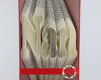 Nan Book Folding Pattern With Instructions - Instant Download PDF (226 Folds)