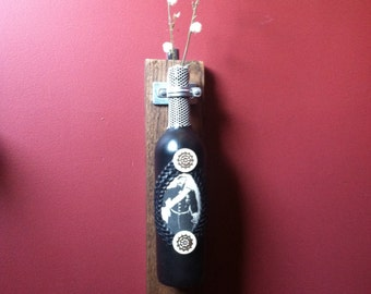Wall Hung Vase