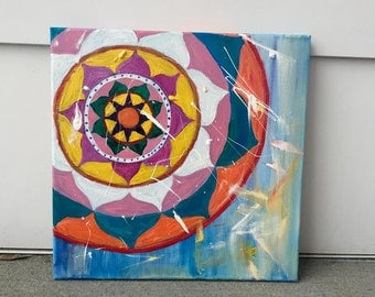 Mandala original painting