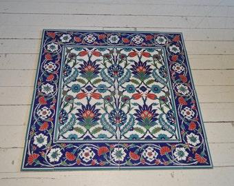 Turkish Iznik tiles Special Set