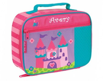 Personalized Classic Princess Castle Lunch Box