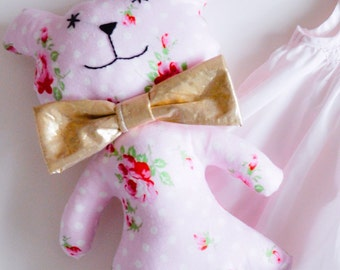 Hand made soft toy
