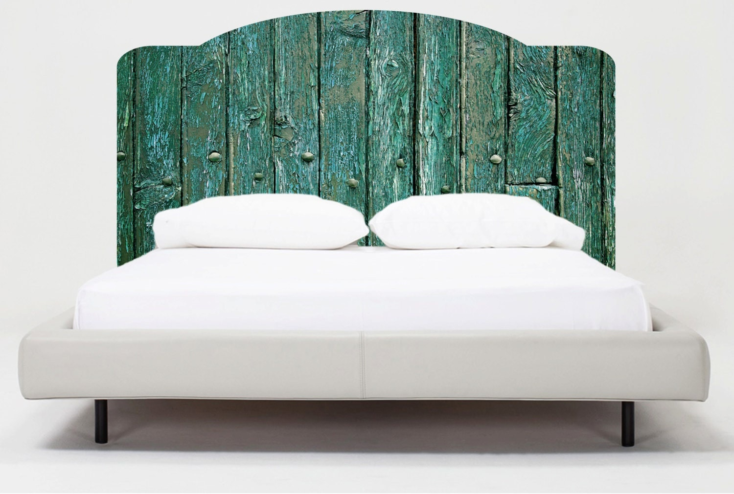 Bedroom Headboard Mural Decals Reusable Headborads Modern