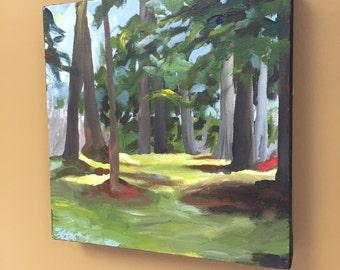 Canadian Landscape - Centennial Park