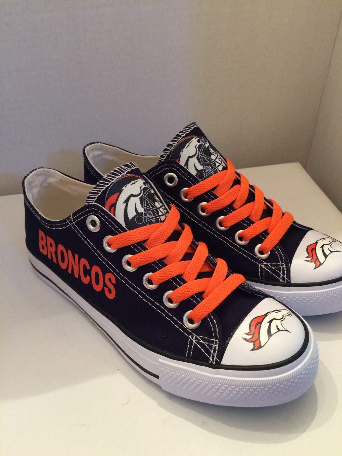 Denver Broncos Tennis Shoes