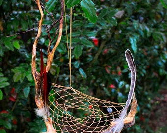"Dreamcatcher ""Earth and Fire""; this item can be sold only locally"