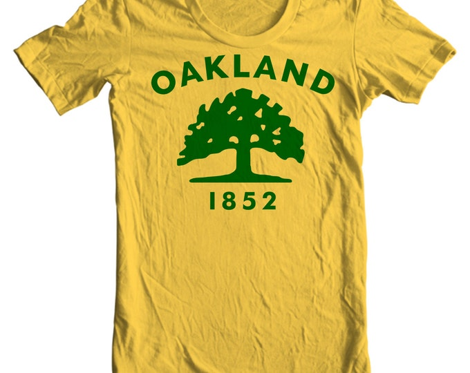 Oakland California City Flag T-shirt