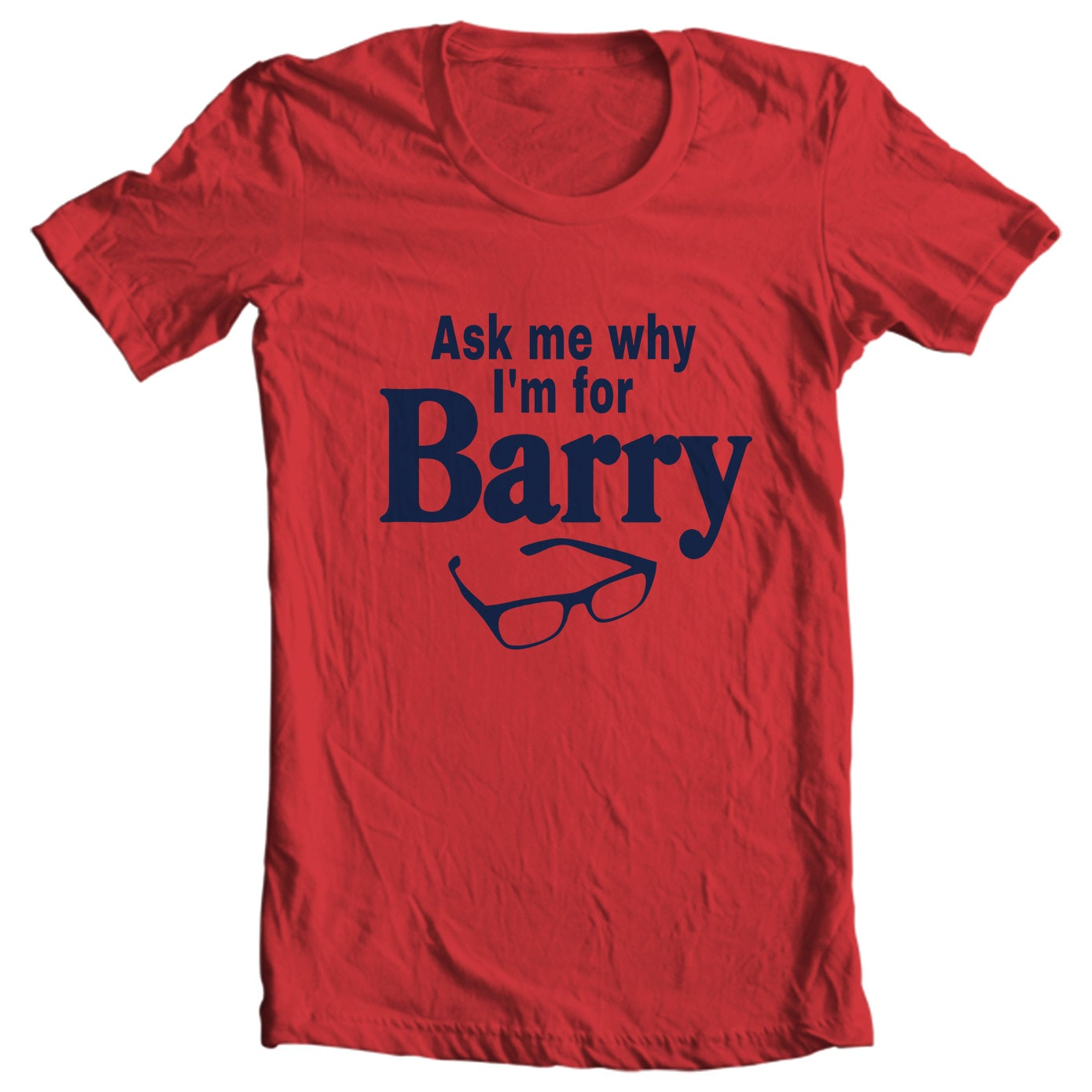 Barry Goldwater Presidential Campaign Button Shirt