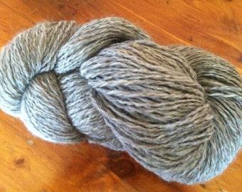 Handspun Alpaca Yarn 600 yds
