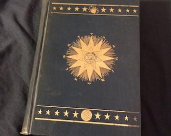 Vtg Occult / Esoteric Astrology Book - Solar Biology by Hiram E. Butler