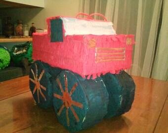monster truck piñata