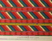 Scandinavian Fabric, Swedish Interior Fabric, Scandinavian Curtains Fabric, 100% Cotton Fabric, Fabric by the Yard