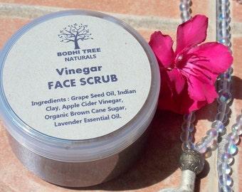 4oz Blackhead eliminating - Blackheads cleansing - Blackhead Face Scrub - Lavender Face Scrub - oily skin scrub - cleansing scrub(4oz)
