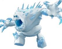 MARSHMALLOW - Frozen Movie - Instant Download - Digital Printable Design - Marshmallow Printable