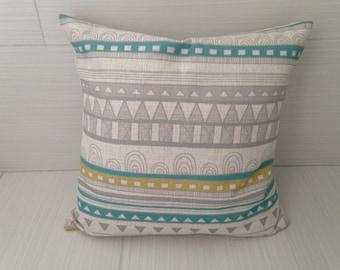 Geometric Stripe Pillow Cover *ON SALE