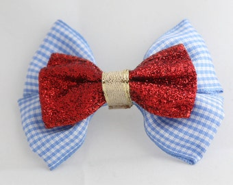 Dorothy Inspired Bow