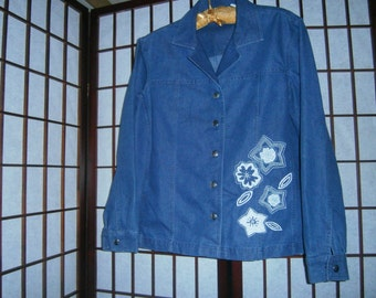 Women's Denim Shirt/Jacket