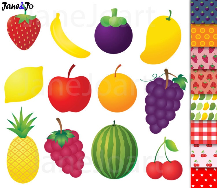clipart apples and oranges - photo #44