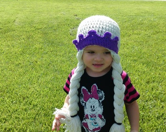 Princess Hat for Toddlers