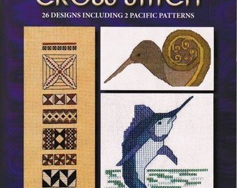 Cherry Parker's New Zealand Cross Stitch Book