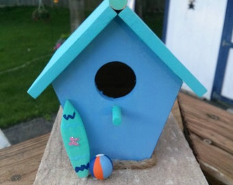Beach birdie house