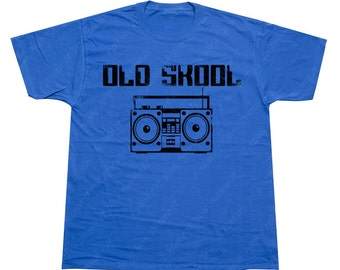Old School Boombox - Men's T-shirt